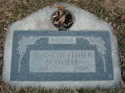 Blanche <i>Fisher</i> Scoville