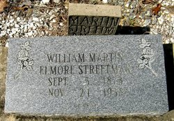 William Martin Elmore Streetman