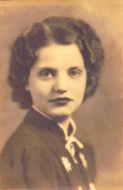 Hazel Winifred Winnie <i>Heffelfinger</i> Greening