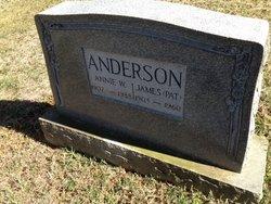 Annie W Anderson