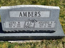 Augustus P Ambers