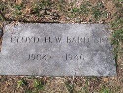 Cloyd H W Bard, Sr