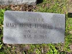 Mary Irene <i>Lundell</i> Lind