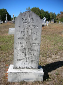 Carrie Atteranna <i>Bundy</i> Swate