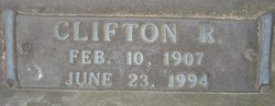 Clifton Richard Chisum