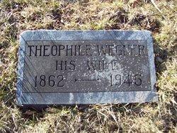 Theopholie Louise <i>Wegner</i> Flamme