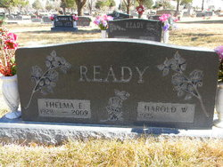 Thelma Evelyn <i>Duncan</i> Ready