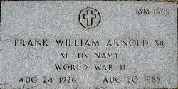 Frank William Arnold, Jr