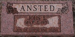 John L Ansted