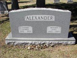 Anna <i>Ponicsan</i> Alexander