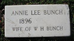 Annie Lee Bunch