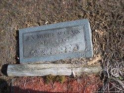 Rev Myrtle M. Clark