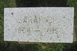 Sarah C. <i>Cosner</i> Arnold