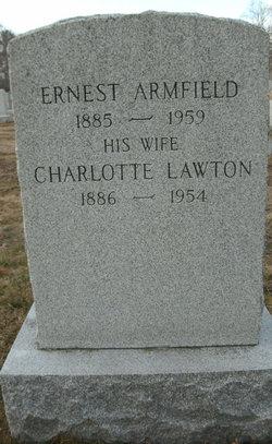 Charlotte O <i>Lawton</i> Armfield