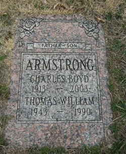 Charles Boyd Armstrong