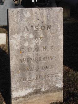 Infant Son Winslow