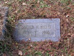 Donald H. Belles