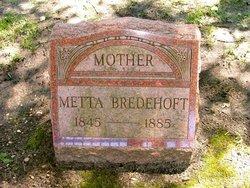 Metta Martha <i>Lutze</i> Bredehoft