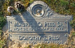 Maurice Owen Peed, Sr