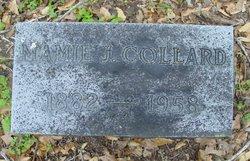 Mamie Christine <i>Jamison</i> Collard