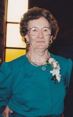 Virgie Matilda Mammy <i>Holcombe</i> Ayers