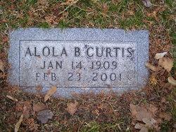 Alola Bernice Curtis