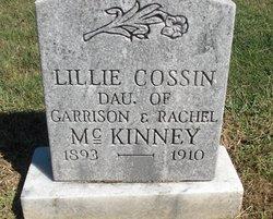Lillie <i>McKinney</i> Cossin