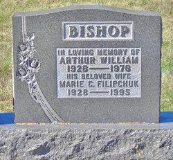 Marie C <i>Filipchuk</i> Bishop