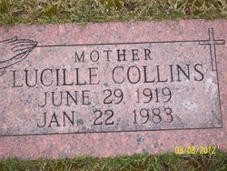 Lucille <i>Gamble</i> Collins