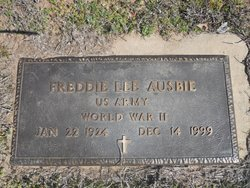 Freddie Lee Ausbie