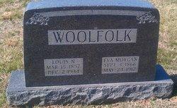Eva <i>Morgan</i> Woolfolk