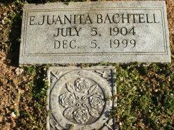 Eva Juanita <i>Winters</i> Bachtell
