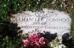Coleman Lee Donihoo