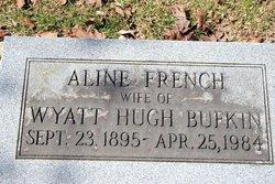 Aline <i>French</i> Bufkin