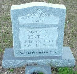 Agnes V. Bentley