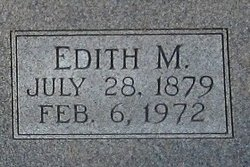 Edith M Baggett