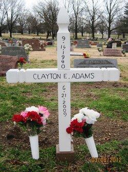 Clayton Edwin Adams