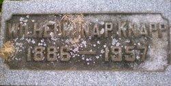 Wilhelmina P Knapp