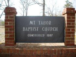 Mount Tabor Baptist Church Cemetery