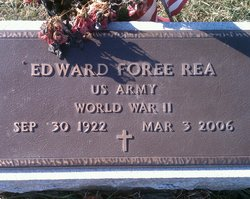 Edward Foree Rea