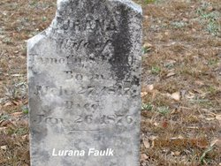 Lurana <i>Cartwright</i> Faulk