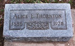 Alice Elvira <i>White</i> Thornton