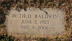 Ruth <i>Doran</i> Baldwin