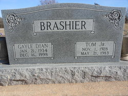 Tom Brashier, Jr