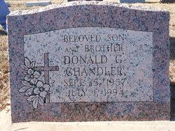 Donald G. Chandler