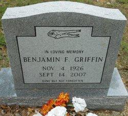 Benjamin F. 'Bennie' Griffin