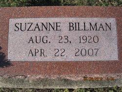 Suzanne <i>Hays</i> Billman
