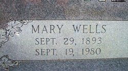 Mary Marghany Dane <i>Wells</i> Allen