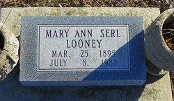 Mary Ann <i>Dalton</i> Looney