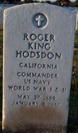 Roger King Hodsdon